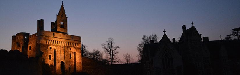Nuit Château du Plessis-Macé